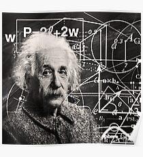 Póster Albert Einstein