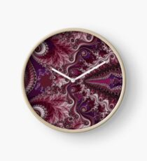 D1G1TAL-M00DZ ~ GALLIMAUFRY ~ Frayed Knot by tasmanianartist Clock