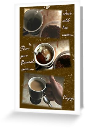 Instant Coffee by Stephen Thomas