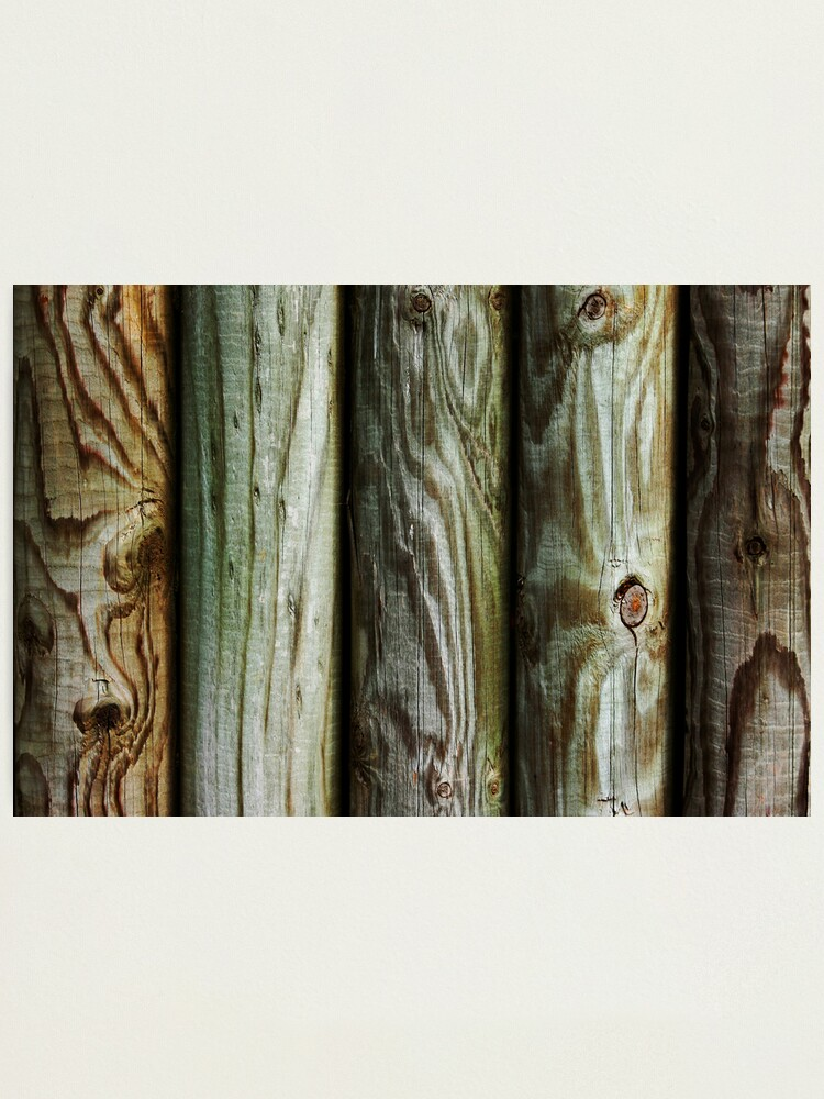 Alternate view of Wooden Photographic Print