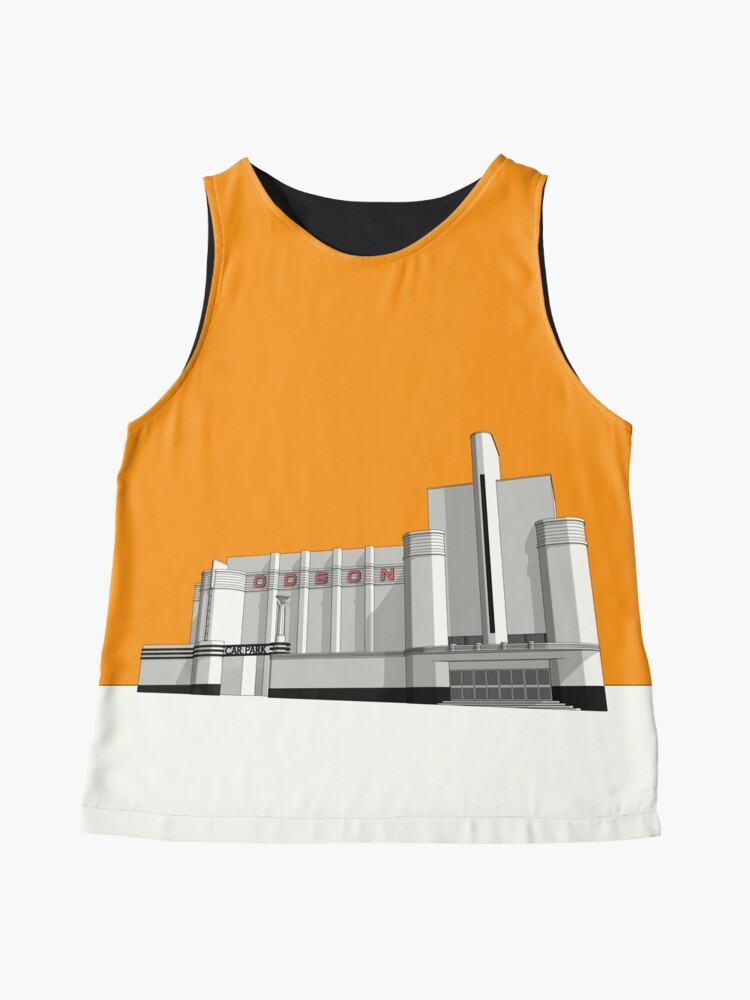 Alternate view of ODEON Woolwich Sleeveless Top