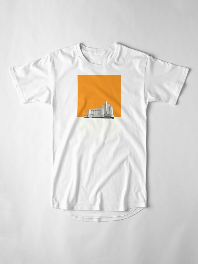 Alternate view of ODEON Woolwich Long T-Shirt