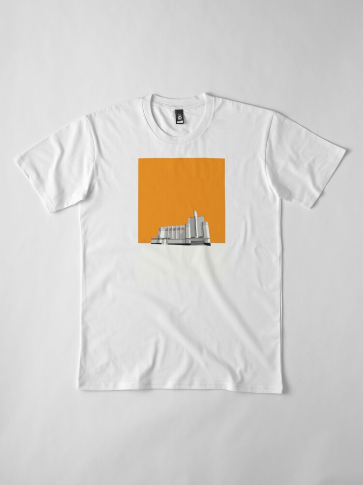 Alternate view of ODEON Woolwich Premium T-Shirt