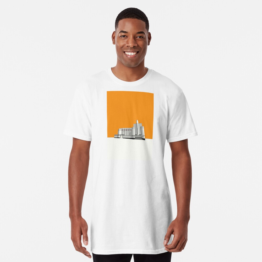 ODEON Woolwich Long T-Shirt