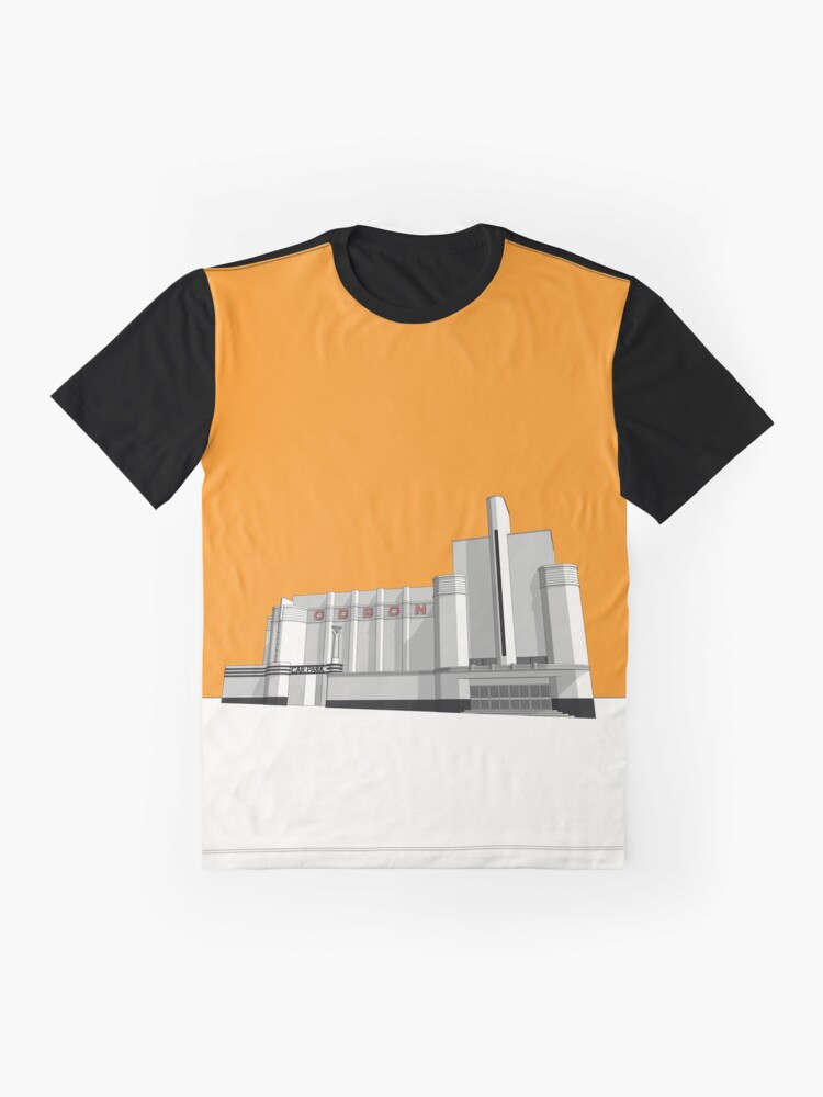 Alternate view of ODEON Woolwich Graphic T-Shirt