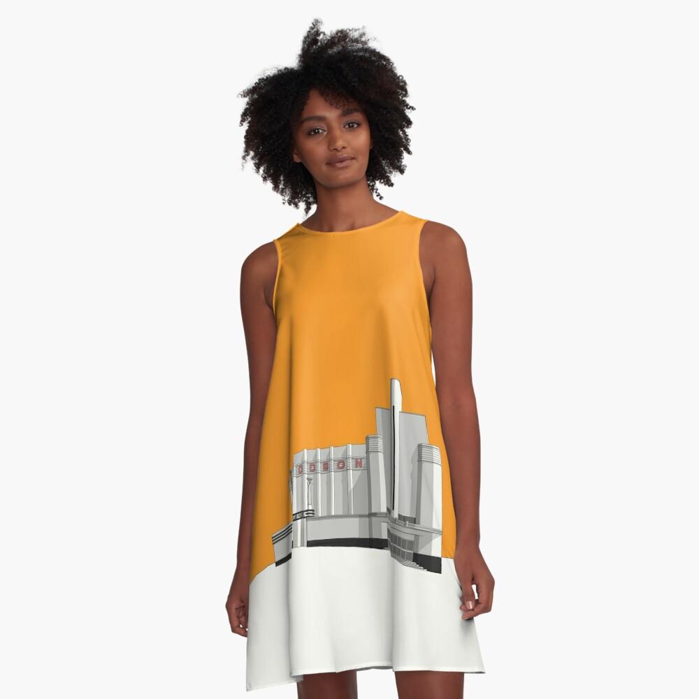 ODEON Woolwich A-Line Dress