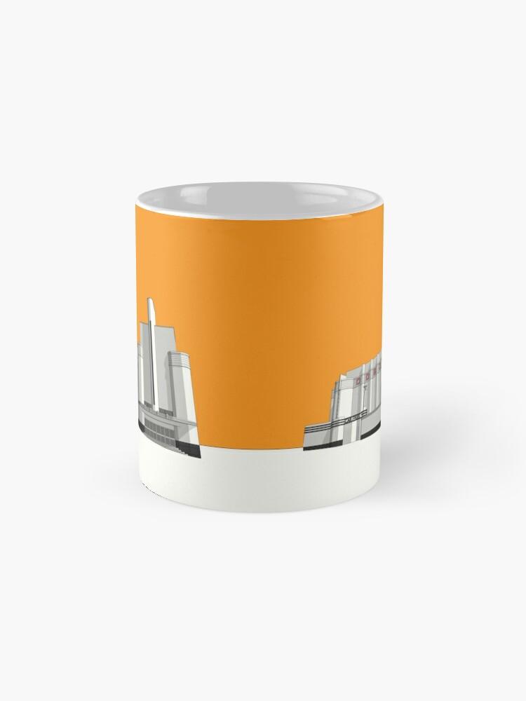 Alternate view of ODEON Woolwich Mug
