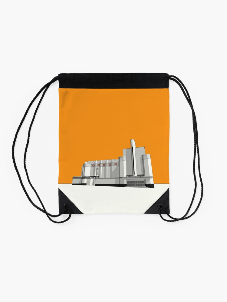 Alternate view of ODEON Woolwich Drawstring Bag