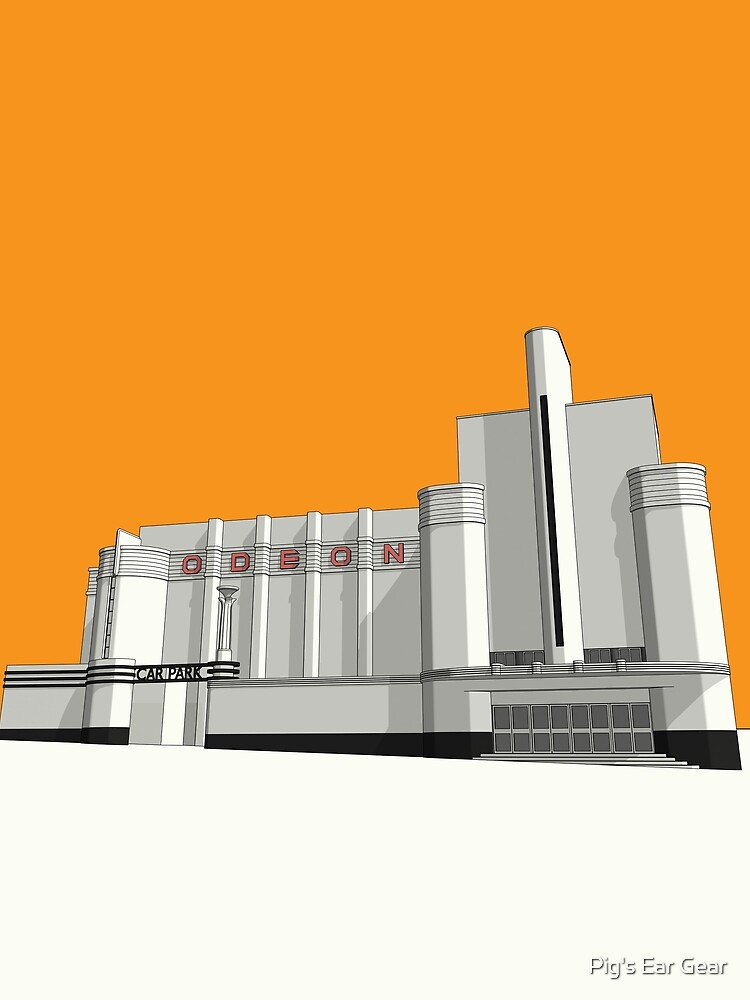 ODEON Woolwich by adorman