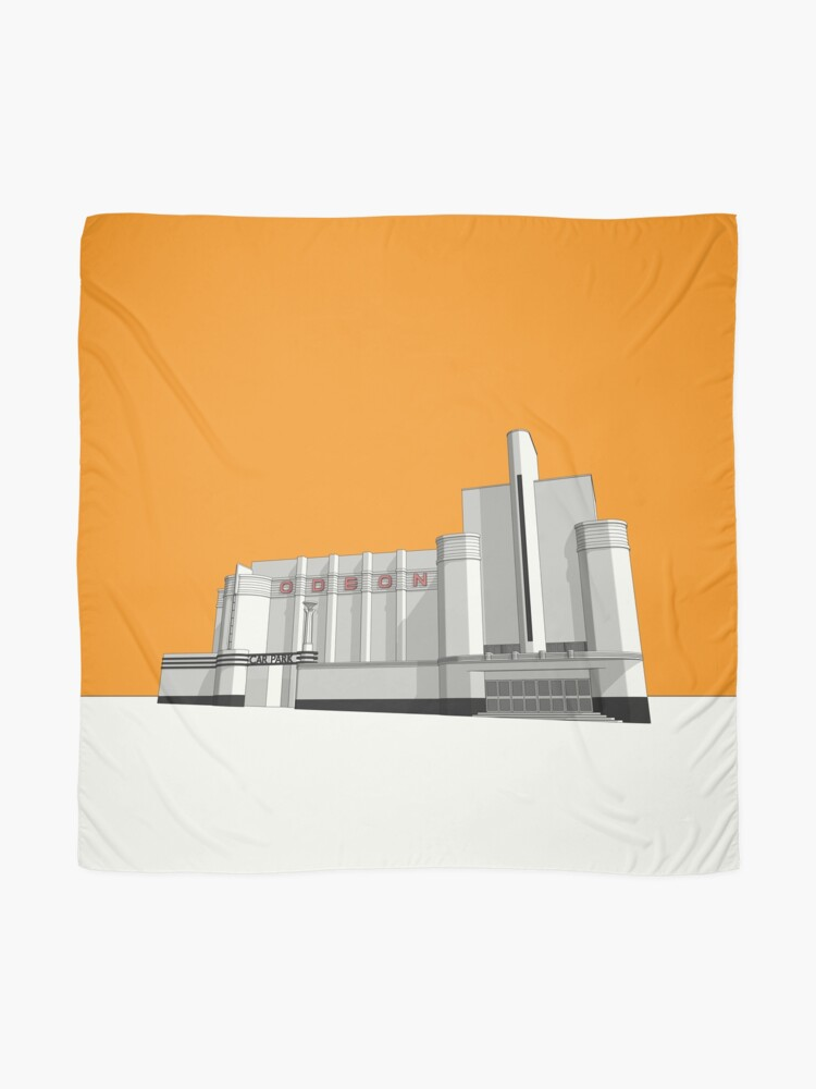 Alternate view of ODEON Woolwich Scarf