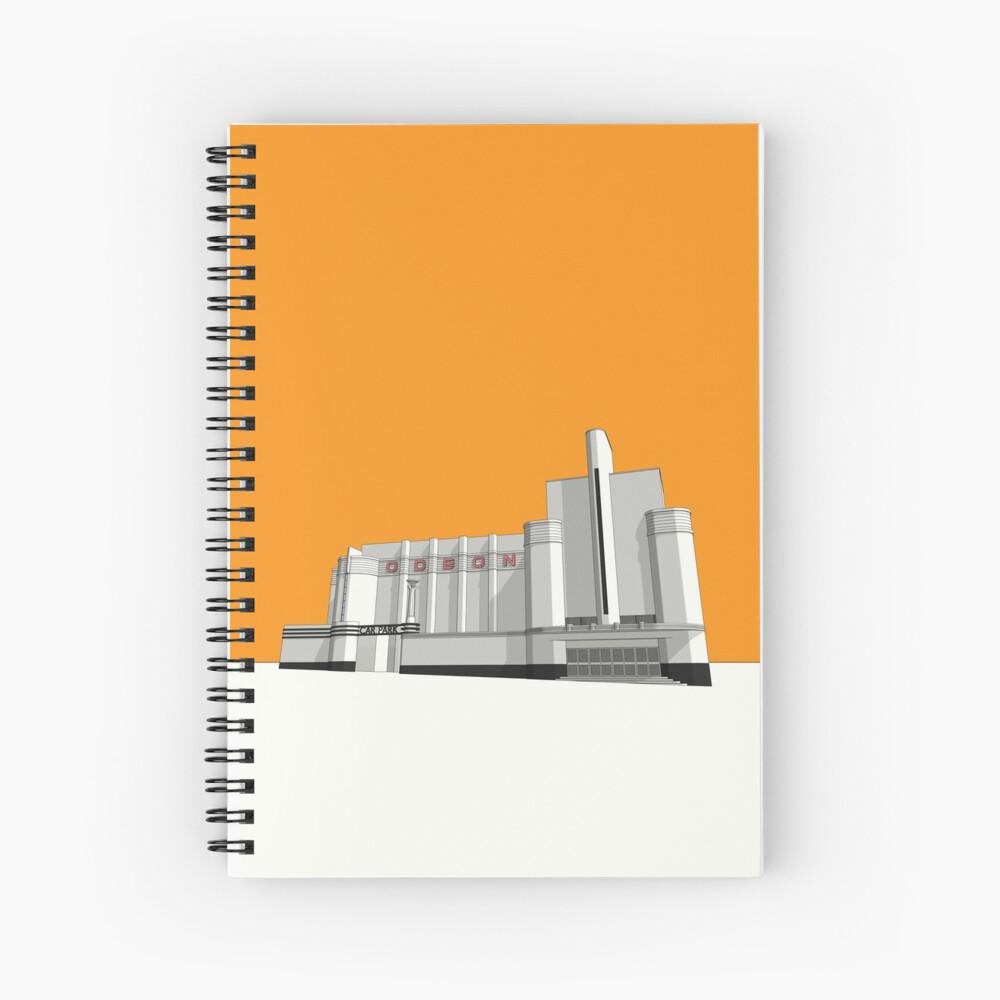 ODEON Woolwich Spiral Notebook