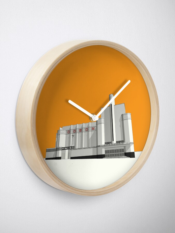 Alternate view of ODEON Woolwich Clock
