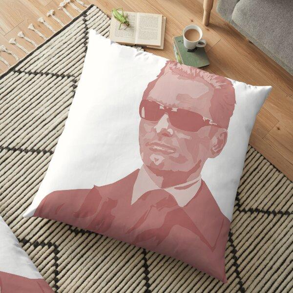 Nikolai Luzhin Floor Pillow