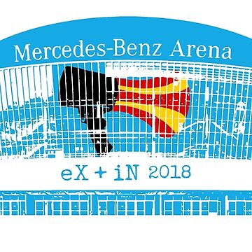 BERLIN Tour 2018 Arena by drmpropa