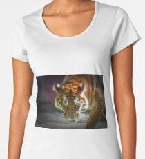 The Stare Premium Scoop T-Shirt