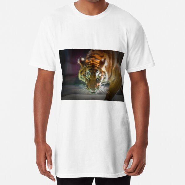 The Stare Long T-Shirt