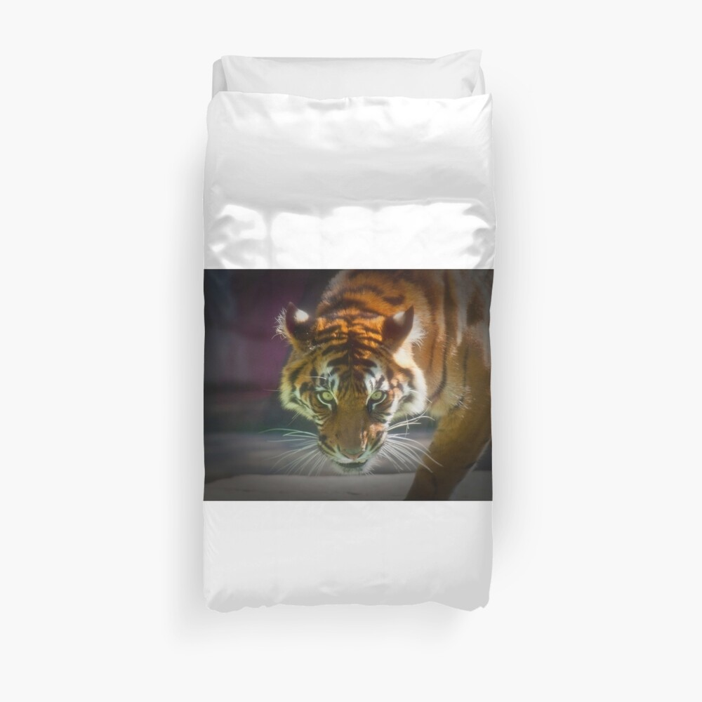 The Stare Duvet Cover