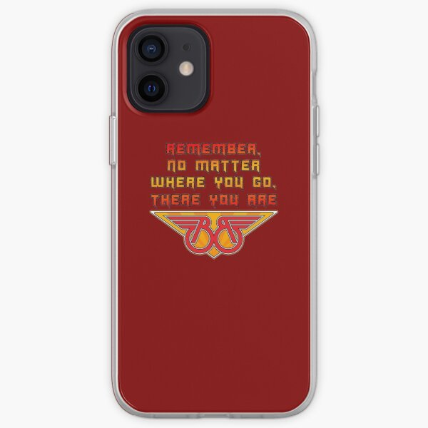 No Matter Where You Go, There You Are iPhone Soft Case