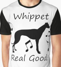 Whippet Dogs Designs Graphic T-Shirt