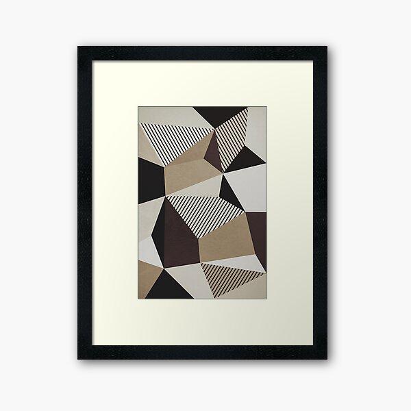 BAUHAUS 5 Framed Art Print