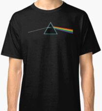Pink Floyd Dark Side Of The Moon Tribute Classic T-Shirt