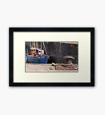 Harbour Side Framed Print