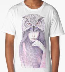 The Wisdom Long T-Shirt
