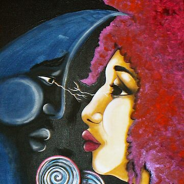 Dreams of Moon Kisses and Psychedelic Lollipops by heleneruiz