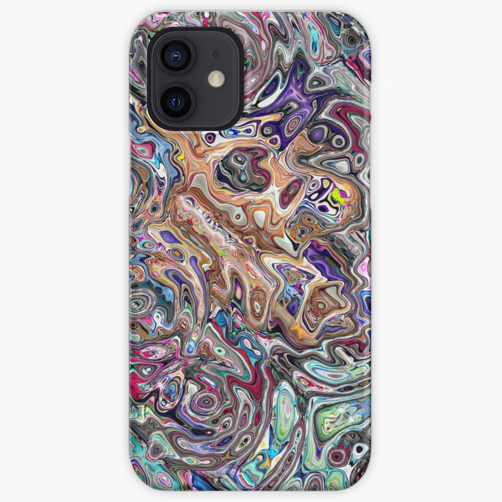 Abstract Melted Colors iPhone Case & Cover