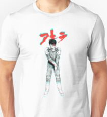 Kaneda in blood. Unisex T-Shirt