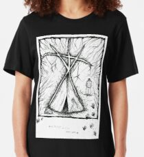 The Blair Witch Project  Slim Fit T-Shirt