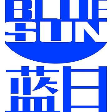 BLUE SUN Corporation by boxsmash
