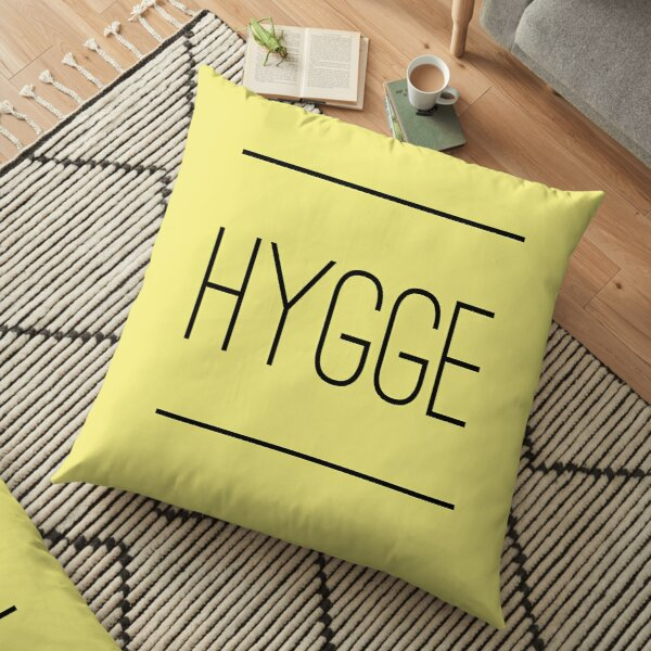 HYGGE Floor Pillow
