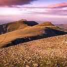 Elidir Fawr, Snowdonia by RamblingTog
