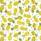 Pineapple Doodle by whittledesign