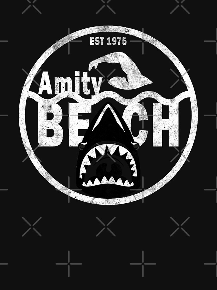 AMITY BEACH SHARK ATTACK by Sparty1855