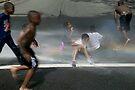 Summer Fun in Newark NJ by Yuri Lev