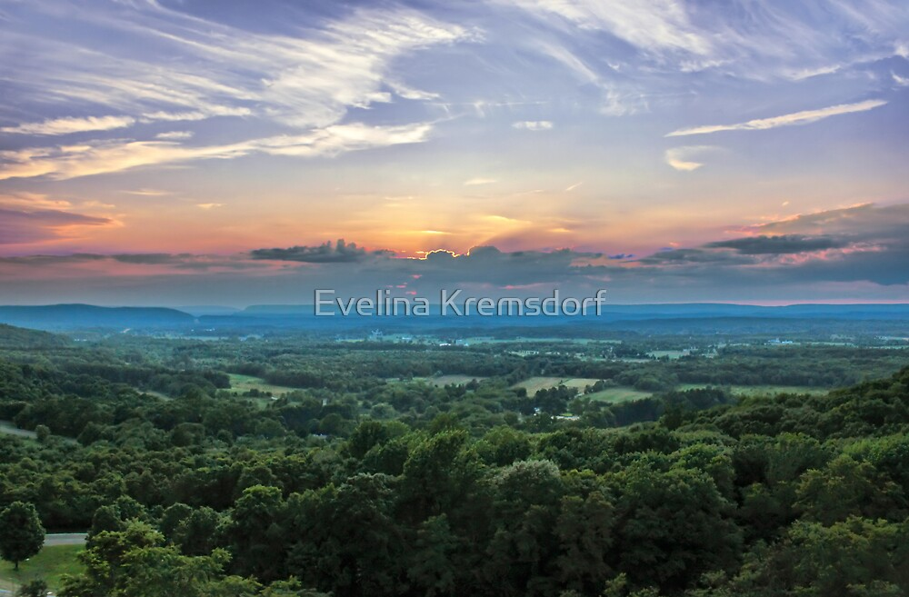 All the Colors of the Rainbow by Evelina Kremsdorf
