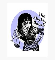 The Mighty Boosh - Vince Noir - Noel Fielding Photographic Print