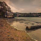 Menai Strait, Anglesey by RamblingTog