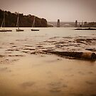 Menai Straits, Anglesey by RamblingTog