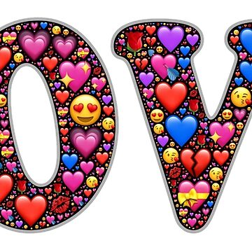 Emoji love by Zzart