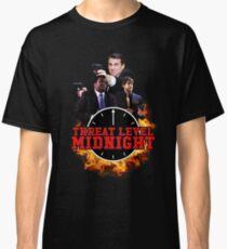 BEDROHUNGSEBENE MIDNIGHT Classic T-Shirt