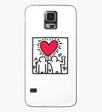 KEITH HARING DESIGN  Case/Skin for Samsung Galaxy