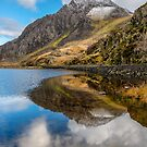 Tryfan Mountain Snowdonia by Adrian Evans
