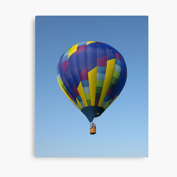 Pittsfield Hot Air Balloon Rally 2009 II Canvas Print