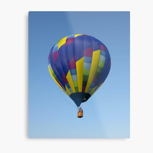Pittsfield Hot Air Balloon Rally 2009 II Metal Print