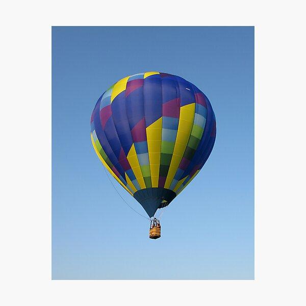 Pittsfield Hot Air Balloon Rally 2009 II Photographic Print