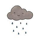 Happy Little Rain Cloud by TakoraTakora