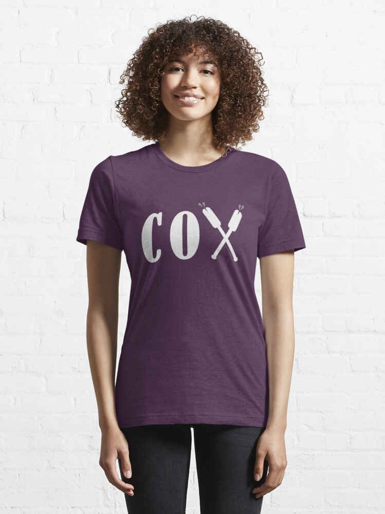 Alternate view of Cox Oars Essential T-Shirt
